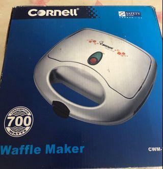 Cornell Waffle Maker