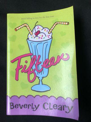 🚚 Fifteen by Beverly Cleary