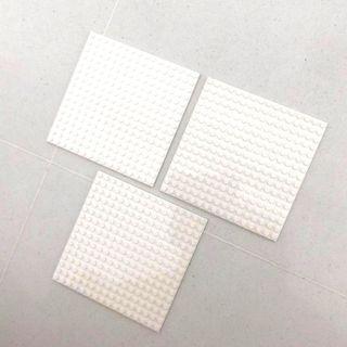 Lego- Original base plate in white (16x16)