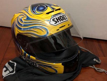 Shoei Helmet 電單車頭盔 x eleven