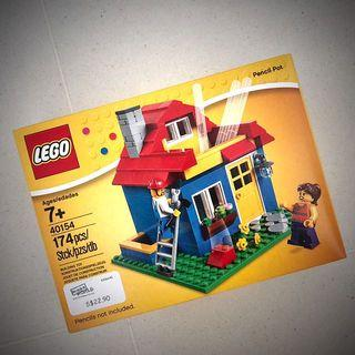 Lego House Pencil Pot 40154