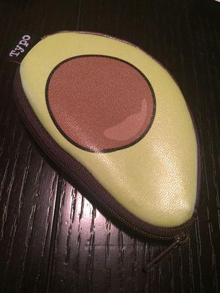 Typo avocado coin pouch 🥑