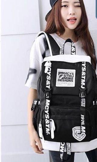 🚚 正版 MCYS &JPN 日韓男女後背包