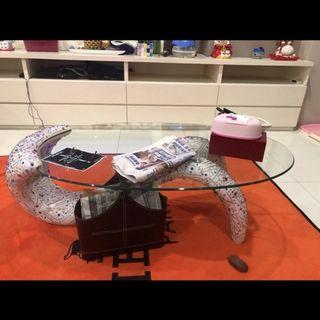 Classy coffee table