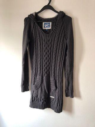🚚 Superdry long hoodie