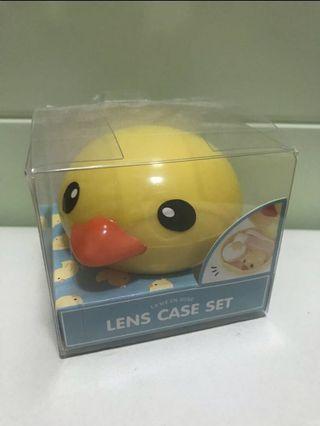 🐤鴨仔隱形眼鏡盒 #MTRmk