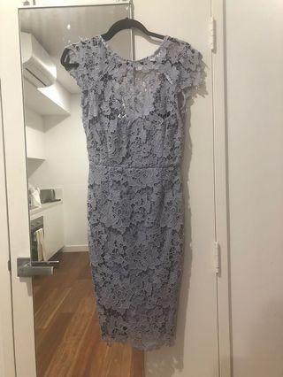 Paper Dolls Midi Lace Dress