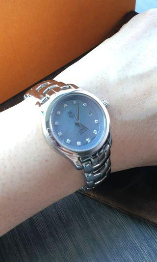 Tag Huer Ladies Diamond Watch