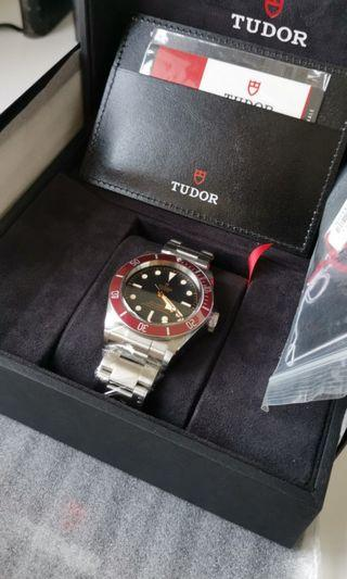 Tudor Black Bay (Brand New)