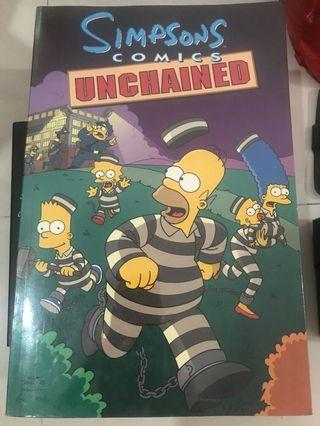 🚚 Simpsons comics - unchained