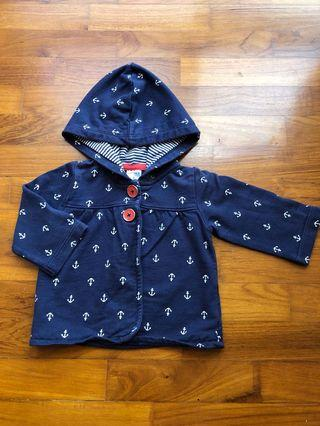 🚚 Carter's Baby Jacket (6-12mths)