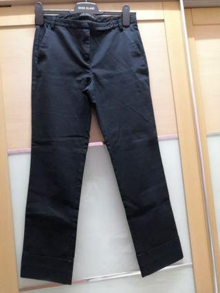 Zara Woman Black Pants