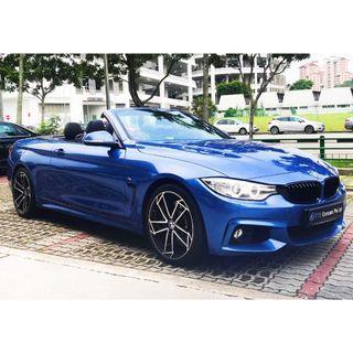 BMW 435i Cabriolet M Sport Auto