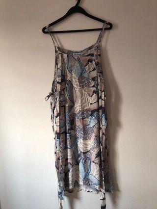 🚚 Hervelvetvase dress