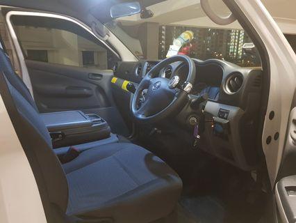 Van for short / long term rental