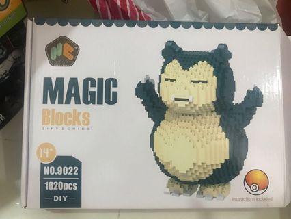 🚚 Magic blocks