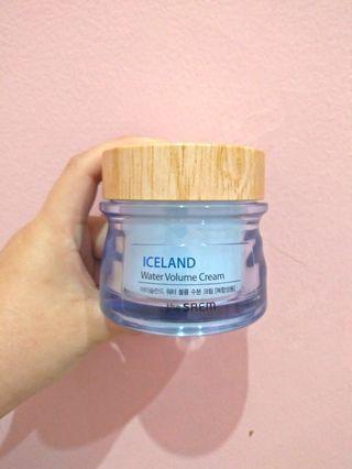 The Saem Iceland Water Volume Cream