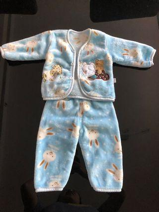 🚚 BN baby winter pajama