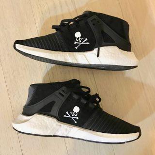 e08914404 Adidas Mastermind World Japan EQT support 93 17 Black white boost uk8 us8.5