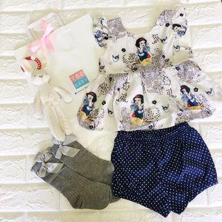 ⭐️Instock⭐️ Snow White Baby Gift Set