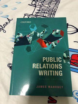 🚚 Public Relations 2nd Ed