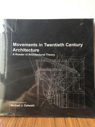 Movements in twentieth century architecture