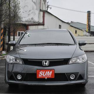 2009 喜美八代K12 1.8 (灰)