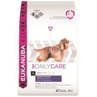 Eukanuba Daily Care Sensitive Skin 12kg - $104.00