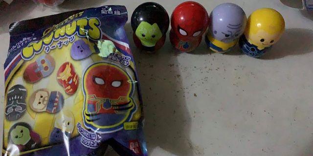 Coconuts marvel avengers 5隻一set