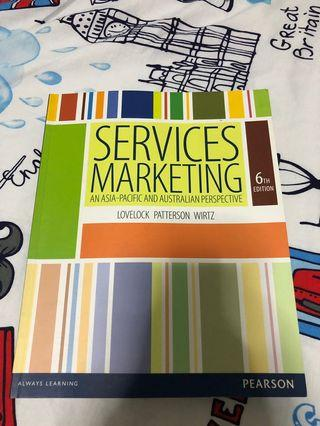 🚚 Services Marketing 6th Ed - Lovelock Patterson