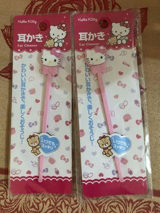 Hello Kitty Ear Cleaner