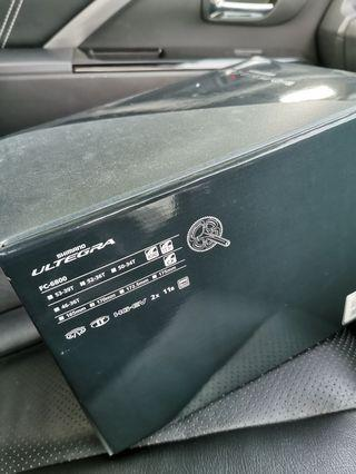 BNIB Ultegra 6800 Crankset for sale