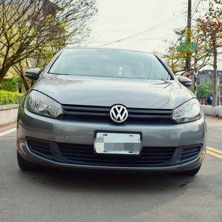 2009年 VW GOLF TDI(灰)