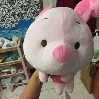 全新小豬娃娃(原價$350)