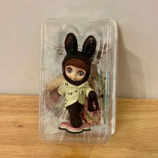 Blythe Belle by SUBARUDO - Bunny Black