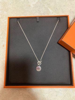 Like New Hermes Necklace