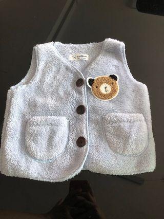 🚚 BN Korea Winter Vest for toddler