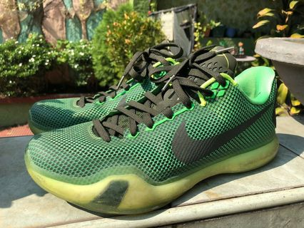 ded0fd9305e0 AUTHENTIC KOBE 10 USED ONLY ONCE BOUGHT IN HK FOR 7000