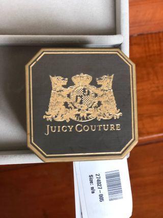 Juicy Couture maracas charm