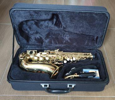 Artermis AS1 curved Soprano Saxophone
