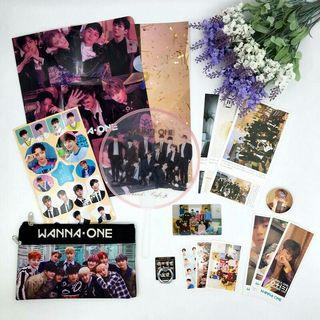 WANNA ONE ❤COMBO SET D❤