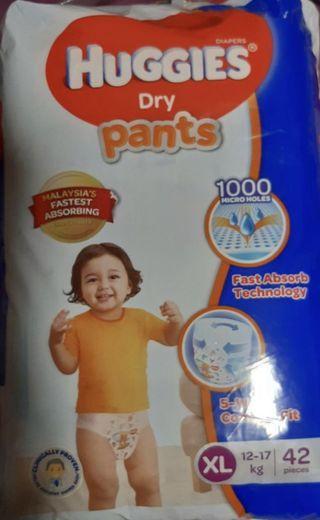 🚚 Huggies Diapers XL