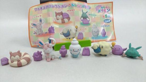 Pokemon Center 2019 Transform! Ditto Vol. 8