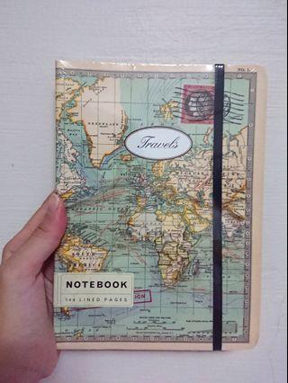 🚚 Travel notebook