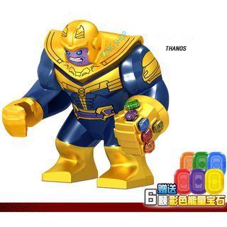 PANGSHOP - 薩諾斯, 滅霸, 魁隆 Thanos 人仔