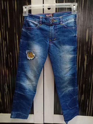 Celana jeans panjang anak