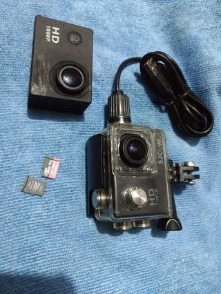 🚚 SJ4000 Full HD (行車記錄器)1080P (32G記憶卡2張)(遇上爛客不賣了)