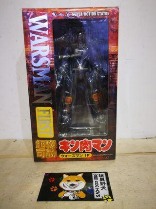 超像可動 筋肉人 Warsman 戰神