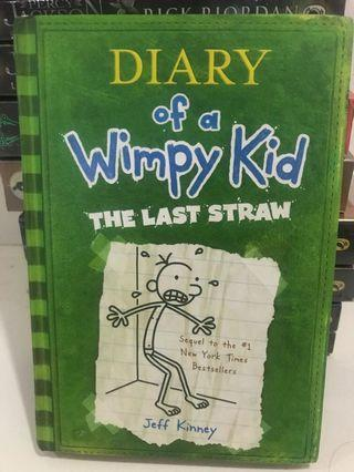 🚚 Diary Of A Wimpy Kid