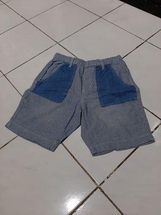 Stripe short for boys